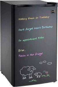 Eraser board refrigerator