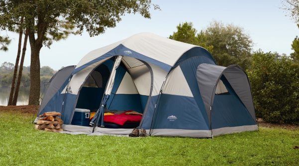 biggest camping tent you can buy