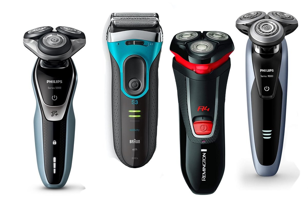 Philips Norelco Electric Corded Shaver