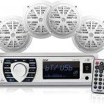 Marin radio receiver set