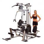 body solid powerline machines