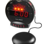 sonic boom digital alarm clocks